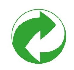 zielony punkt